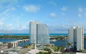 Palm Beach condo project